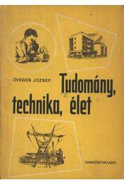Tudomány, technika, élet - Régikönyvek