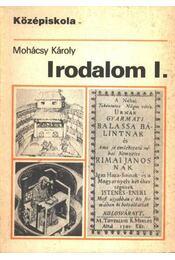 Irodalom I. - Régikönyvek