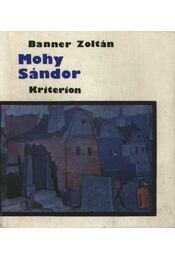 Mohy Sándor - Régikönyvek