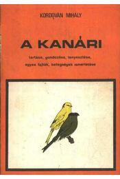 A kanári - Régikönyvek