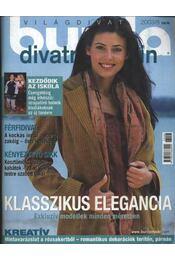 Burda 2003/08 - Régikönyvek