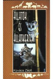 Állatok és állatkertek - Régikönyvek