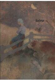 Szőnyi - Régikönyvek