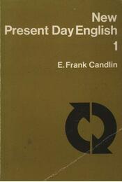 New Present Day English Book 1 - Régikönyvek