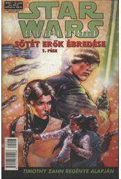 Star Wars 1999/3. 12. szám (Sötét erők ébredése 1. rész) - Régikönyvek
