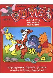 Dumbó 1993/3 - Régikönyvek