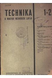 Technika 1-2 - Régikönyvek