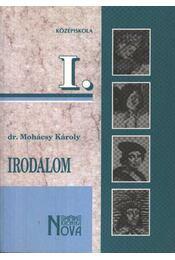 Irodalom 1. - Régikönyvek