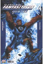Fantasztikus Négyes 4. 2006. január - Régikönyvek