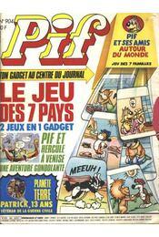 Pif 904 - Régikönyvek