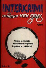 Interkrimi és magyar kékfény 90/1. - Régikönyvek