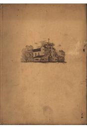 Tervgyűjtemény - Régikönyvek