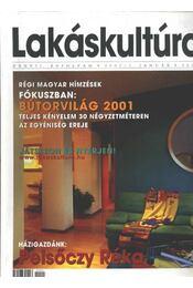 Lakáskultúra 2002/1. január - Régikönyvek