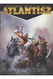Atlantisz 1990. I. évf. 12. szám - Régikönyvek