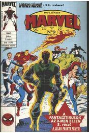 Marvel 1994-június 9. szám - Régikönyvek