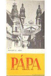 Pápa (képes városismertető) - Régikönyvek