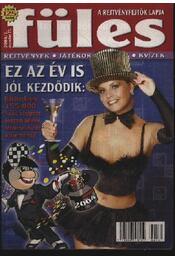 Füles 2004. évfolyam (teljes) - Régikönyvek