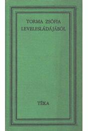 Torma Zsófia levelesládájából - Régikönyvek