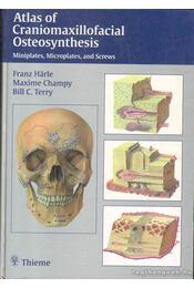 Atlas of Craniomaxillofacial Osteosynthesis - Régikönyvek