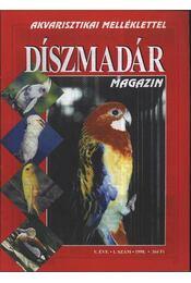 Díszmadár magazin 1998. év. (teljes) - Régikönyvek