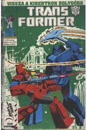 Transformer 1992/4. július 8. szám - Régikönyvek