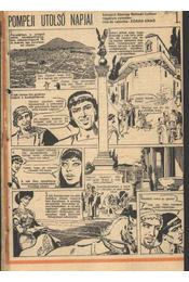 Pompeji utolsó napjai 1978. (4-19. szám 18. rész) - Régikönyvek