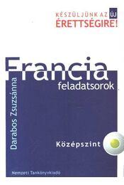 Francia feladatsorok - Régikönyvek