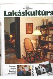 Lakáskultúra 1992. évf. (teljes) - Régikönyvek