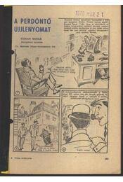 A perdöntő ujjlenyomat 1967-es évkönyvből - Régikönyvek