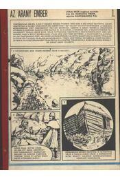 Az aranyember (Füles 1984. 42-85. szám 1-27. rész) - Régikönyvek