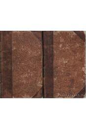 Magyar Concordantzia avagy az Ó és Új Testamentomra mutató tábla I-II.kötet - Régikönyvek