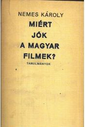 Miért jók a magyar filmek? - Régikönyvek