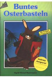 Buntes Osterbasteln - Régikönyvek