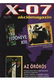 X-07 1995/1 június 1.szám - Régikönyvek