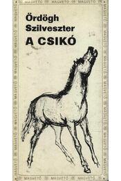 A csikó - Régikönyvek