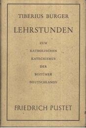 Lehrstunen I-II-III. kötet - Régikönyvek