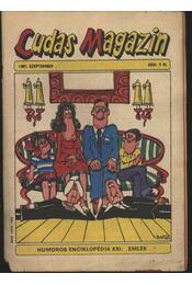 Ludas Magazin 1987. 9. szám - Régikönyvek