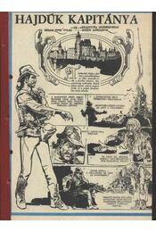 Hajdúk kapitánya - Régikönyvek