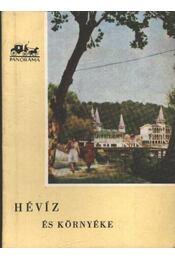 Hévíz és környéke - Régikönyvek
