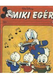 Miki egér 1988/2. - Régikönyvek