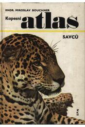 Kapesní atlas savcu - Régikönyvek