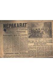Népakarat 1956. nov. 30. - Régikönyvek