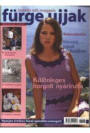 Fürge ujjak 2003. 6. szám június - Régikönyvek