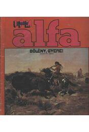 Alfa 1982. április - Régikönyvek