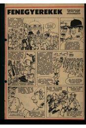 Fenegyerekek 1970. (33-40. szám 7. rész) - Régikönyvek