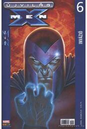 Újvilág X-MEN 6. 2006. március - Régikönyvek