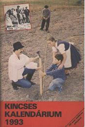 Kincses Kalendárium 1993 - Régikönyvek