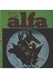 Alfa 1979. augusztus - Régikönyvek