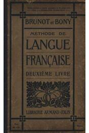 Methode de Langue Francaise - Régikönyvek