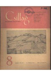 Csillag 8. 1948. július II. évfolyam - Régikönyvek